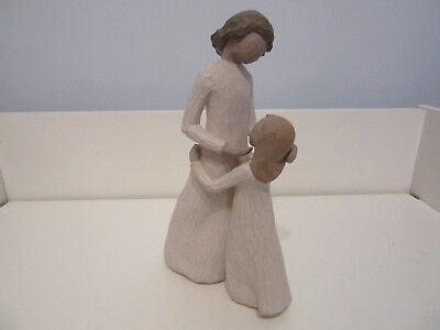 """Willow Tree """"mother And Daughter"""" Figurine"""