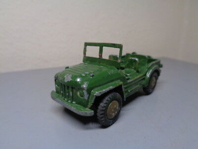 Vilmer Denmark Vintage 1950's Willys Jeep Ultra Rare Item Very Good Condition