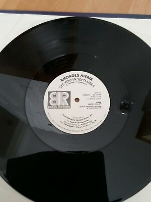 Rhoades Affair-See You In September-Brass Records-12 Inch Disco/soul