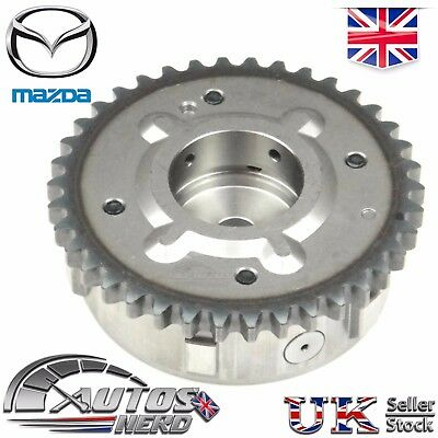Camshaft adjuster MAZDA 2.0 2.3 2.5 L - 3 6 CX-7 MX-5 CX-7 TRIBUTE - LF94124X0C