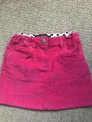 Mini Boden Girls Skirt Age 7-8 Years, Worn Once !!!