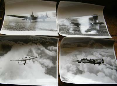 Press  photos of WW11 fighter planes