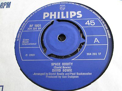 David Bowie*space Oddity*philips Original