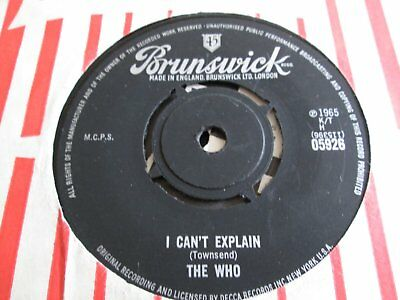 The Who*i Can't Explain*mod Beat