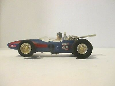 1:32 Scale 1960's Strombecker? no.9 Indy style Slot Car