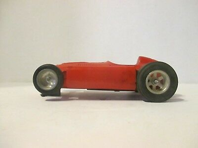 1:32 Scale 1960's Unknown maker (Cox, Revell) Indy style Slot Car
