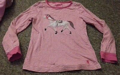 Joules Long sleeved Top Age 5-6 years used