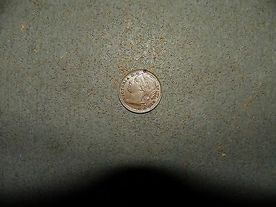 foreign coin -Great britain - 1884 1/3 farthing - view pics- read details