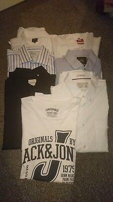 Mens XL premium branded shirt bundle