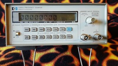 HP 5385A 10Hz To 1GHz Frequency Counter