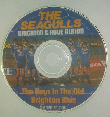 Brighton & Hove Albion Song  The Boys In The Old Brighton Blue