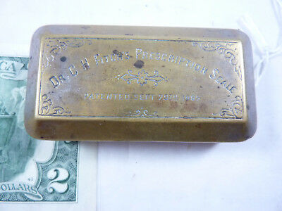 Dr C H Fitch's Prescription Scale 1885 20 Grain Capacity
