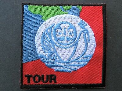 Girl Guides Peace Tour Embroidered Patch