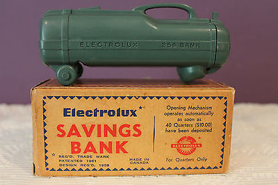 Electrolux Savings Bank For Quarters Only In Original Box