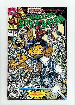 Amazing Spider-Man #360 1st Appearance Carnage (Cameo) (Marvel 1992) NM/MINT 9.8