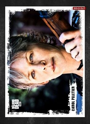CANDID - CAROL PELETIER (200cc) The Walking Dead Card Trader Digital
