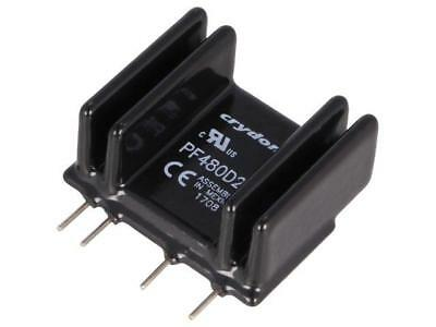 PF480D25 Relay solid state Ucntrl4VDC 25A 48÷660VAC THT SIP  CRYDOM