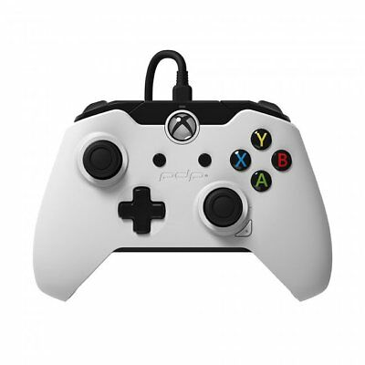 Xbox One Wired Controller White Brand New SEALED