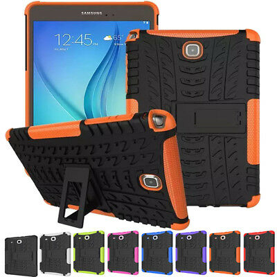 """7"""" 8"""" 9.7"""" 10.1"""" Rugged Tablet Cover Defender Hard Case For Samsung Galaxy Tab A"""