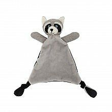 Lily and George Wild Ones Racoon Comforter