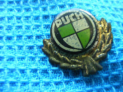 PUCH  motorcycle very old lapel,hat pin badge(A)