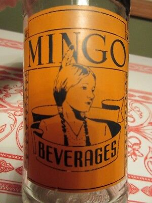ACL Soda Pop Bottle Indian Mingo Williamson West Virginia