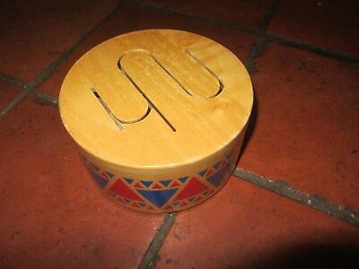 Children's tongue drum - great for toddlers