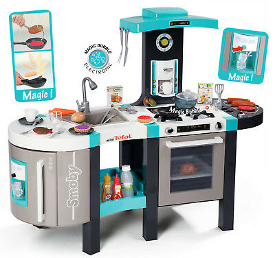 Smoby Tefal French Touch Bubble Kitchen, Role Play Toys, Toy Kitchens