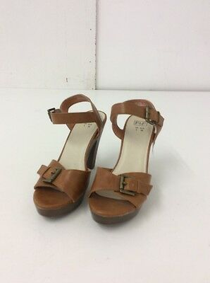 E419 Ladies F&F Shoes Size 5 New Without Box