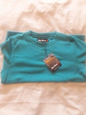 Peter Storm kids crew neck fleece for skiing age 7 - 8 years lovely colour.