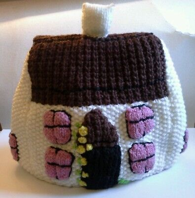 Lovely Hand Knitted Tea Cosy