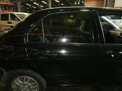 Mitsubishi Lancer Right Rear Door Window Cg-Ch, Sedan, 07/02-08/07 02 03 04 05 0