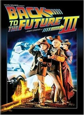 Back to the Future III [Special Edition] (2010, DVD NEUF) Special ED. (RÉGION 1)