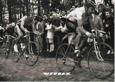 Cycling - SEAN KELLY tribute Card, Major Victories, issued by VITUS large format