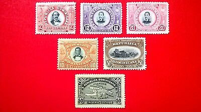Dominican republic - 1900-1901 issues