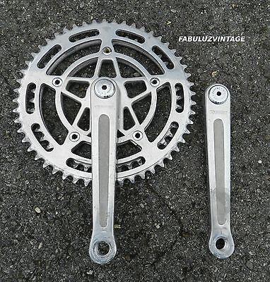 Stronglight 93 170 Mm Crankset Pedalier Peugeot Px10 Py10 Road Racing Bicycle
