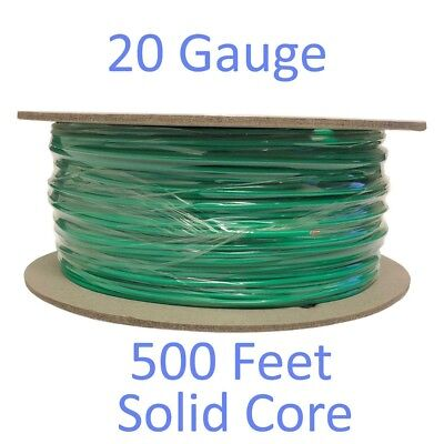 PetSafe Extra In-Ground Fence Boundary Wire 20G 500 Feet Copper Solid Core