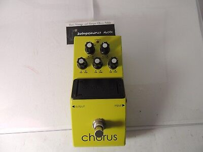 Fender Starcaster Chorus Effects Pedal Incredible Tone Free Usa Shipping