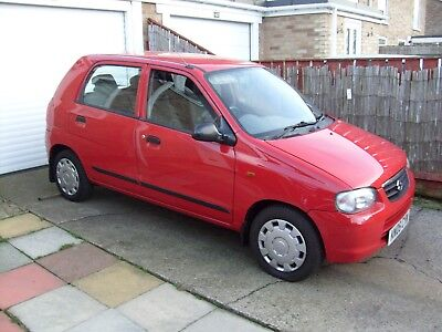Suzuki Alto 1.0 GL,Lovely Car,Low miles,Only £30 Road Tax.