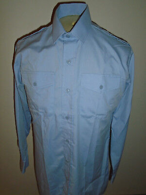 Raf Mans Long Sleeve Shirt Various Sizes Genuine Raf Issue