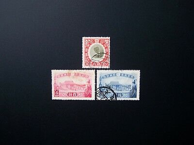 Japan Stamps 1915 Year  Nice Set, Scott # 148, 150, 151. Used