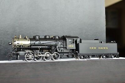 Precision Scale Psc 17996.1 New Haven Nh Y-4A 0-8-0 W-10-D Tender F/p Rare