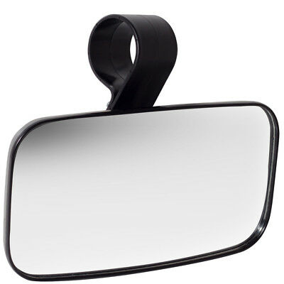 Universal Adjustable Wide Clear Rear View Mirror For UTV Off Road Snowmobiles V