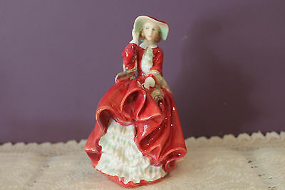 Royal Doulton Figurine 'top O' The Hill' Hn1834 Introduced In 1937 - Retired