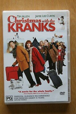 Christmas With The Kranks (DVD, 2005)     Preowned (D206)