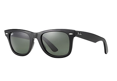 Ray-Ban RB2140 901/22 50MM Original Wayfarer Black Frame