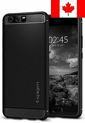 Huawei P10 Plus Case, Spigen Rugged Armor - Resilient Shock Absorption and Ca...