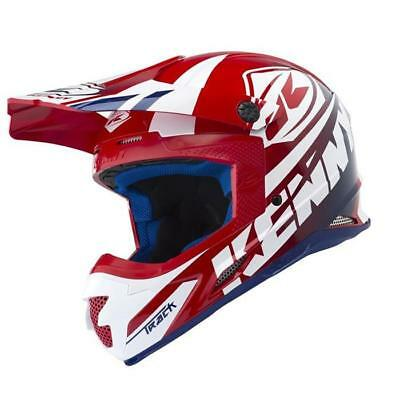 kenny track motocross helm 2018 cyan neongelb mx bude. Black Bedroom Furniture Sets. Home Design Ideas