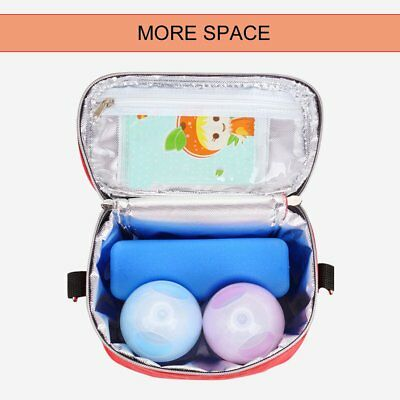 Baby Feeding Bottle Thermal Insulation Milk Preservation Stroller Mummy Bag HY