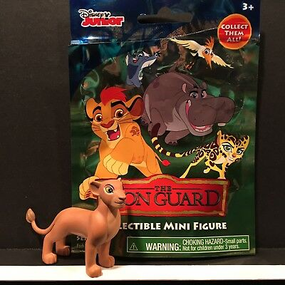 "Disney Junior The Lion King Guard Nala Blind Bag Toy 2"" Mini Figure Series 4"